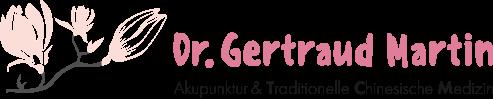 Dr. Gertraud Martin
