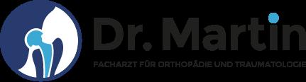 Prim. Priv.-Doz. Dr. Arno Martin, MSc Logo